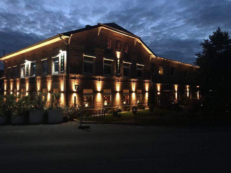 Truckfly - Parking Hotel Heidehof