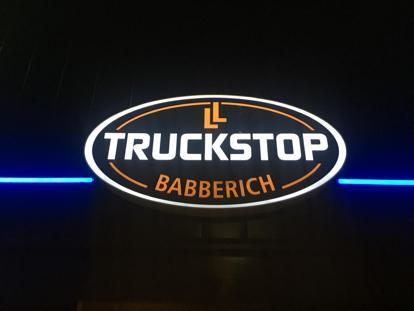 Truckfly - Truckstop Babberich