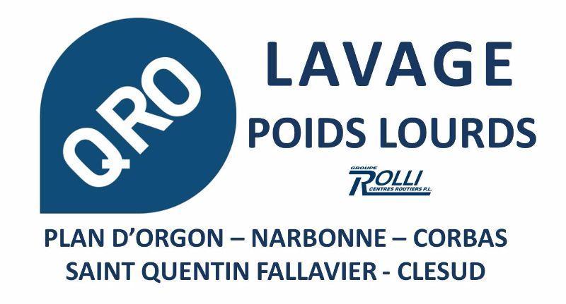 Truckfly - QRO Lavage Lyon Corbas