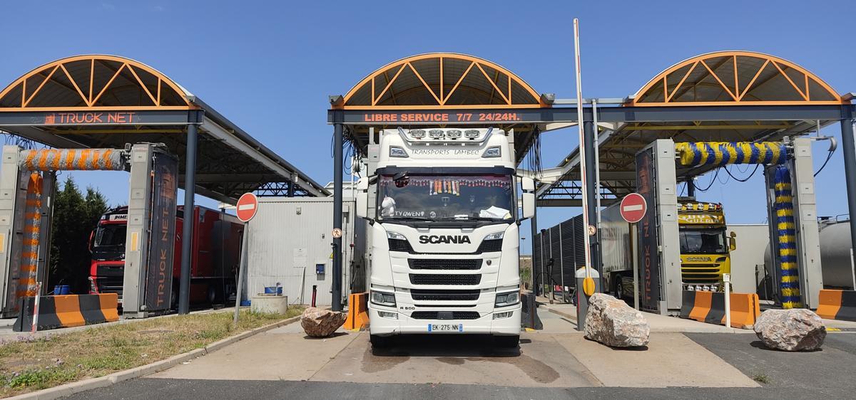 Truckfly - Truck Net