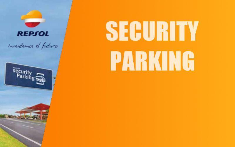 Truckfly - Venta del moro - Repsol Security Parking