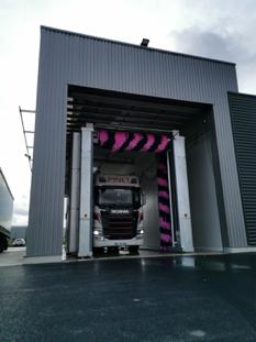 Truckfly - Lavage Poids Lourds Sillery