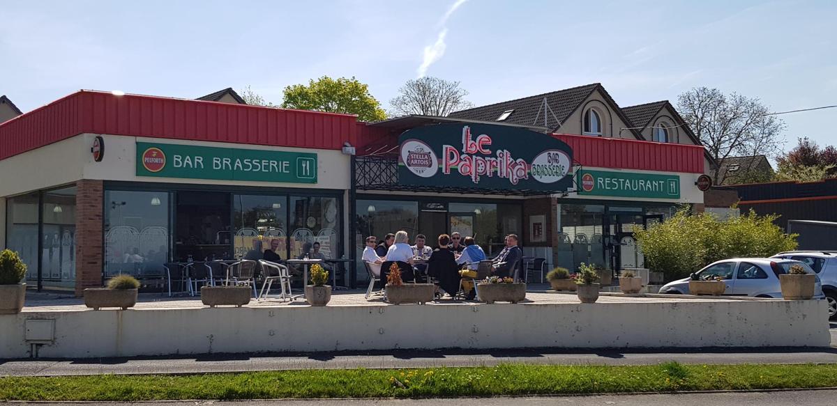 Truckfly - Le Paprika Bar Brasserie